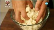 Солен кекс с карфиол - Бон апети (17.09.2015)