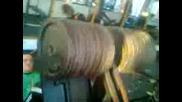 280 kg za kraka