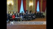 Двама карабинери и една жена са ранени при стрелба пред премиерския офис в Рим