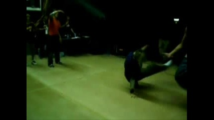 Crazy Steps 2006