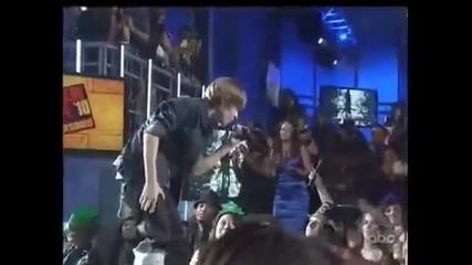 Justin Bieber Singing To Selena Gomez On Stage
