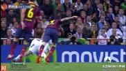 Real Madrid vs. Fc Barcelona 3/3 - 2014