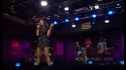 Ashley Tisdale - Its alright,  Its Ok Aol Sessions ( Високо Качество)