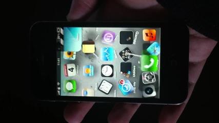 Iphone 4s полудява на - Harlem Shake - смях