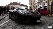 Ferrari Laferrari - Шедьовърът, разходка в Прага!