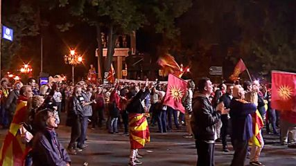 Macedonia: Nationalists celebrate low turnout in name change vote