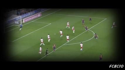 Фк Барселона - Най-добрите моменти през сезон 2013/2014