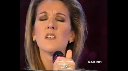 Celine Dion - The reason [ Live ] || + превод