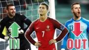 Испанци поискаха Владо Стоянов за заместник на Де Хеа