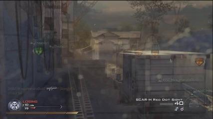 Call of Duty Modern Warfare 2 (gameplay)