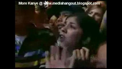 Kanye West - Love Lockdown On Jk Live