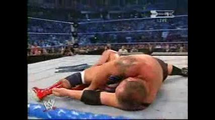 Wwe Vengeance™ 2003 - Kurt Angle Vs Brock Lesnar Vs Big Show
