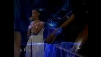 Rihanna - Live @ The View 2006