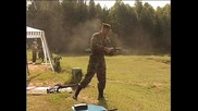 Пистолет -пулемет ~ Бизон