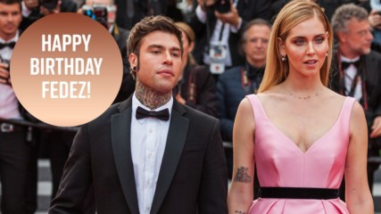 3 Most romantic things Fedez has done for Chiara Ferragni