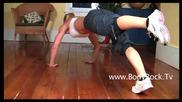 Фитнес - сладка тренировка за коремни мусколи