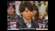 Gackt vs Arashi 11 26 2009 (pt.4/5)