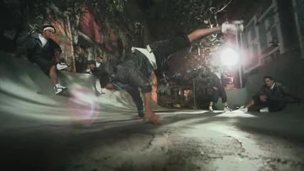 Flying Steps Breakin Wheelz Trailer