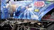 Интересно Драг с Monster Truck