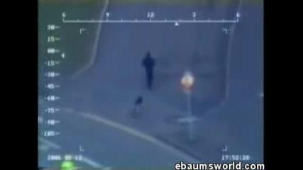 Полицейско Куче (кучето е сляпо)