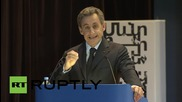 "Russia: ""Russia's destiny is to be a great world power"" - Sarkozy"