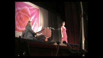 Tanya Lazarova - Les contes d`hoffmann; Olympia
