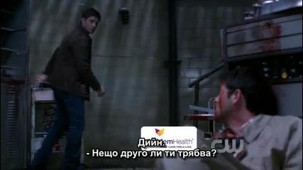 [бг суб] Свръхестесвено - Сезон 7 - епизод 1