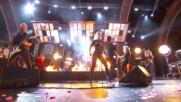 Metallica ft. Lady Gaga - Moth Into Flame Grammys 2017