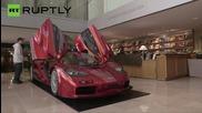 Този McLaren F1 LM от 98-ма може да бъде продаден за 15 милиона долара