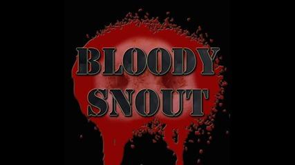 Bloody Snout - На дувара