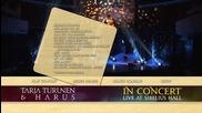 Tarja Turunen and Harus - Dvd Opening