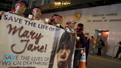 Philippines May Seek Clemency Anew for Drug Convict in Indonesia