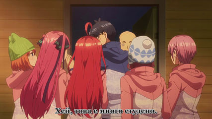 Gotoubun no Hanayome - 12 [bg subs] Финал