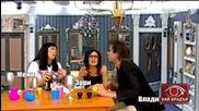 Пиянски свади межди Жени, Зори и Варгала в Баш Бай Брадър - Господари на ефира | 24.10.2014