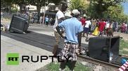 Испания: Възникнаха размирици в Салоу след като смъртта на емигрант предизвика съмнения