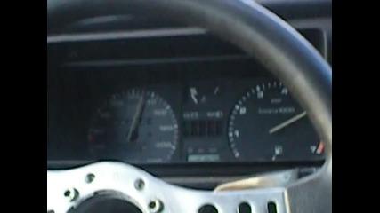 Vw Golf 2 2000 cc 16v + Dellorto 40