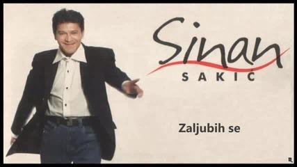 Sinan Sakic - Zaljubih se (hq) (bg sub)