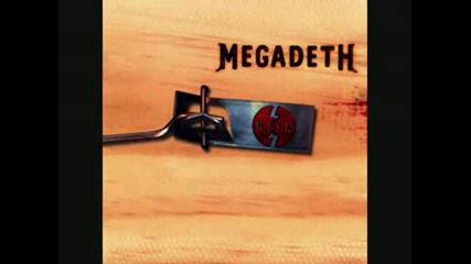 Megadeth - Enter The Arena/crush Em