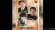 Milos, Mikica i Bane Bojanic - Eto kako zivim - (audio) - 2009