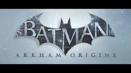 Batman: Arkham Origins - Debut Teaser Trailer