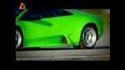 Top Gear: Mitsubishi Evo v.s. Lamborgini Murcielago