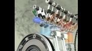 Как Работи Двигател