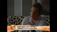 David Bisbal Entrevista Pura Esencia