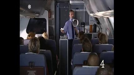 (subs)10 Неща които не трябва да правите когато работите в самолет