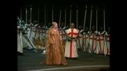 Гена Димитрова - Верди: Ломбардци - Ария на Джизелда из 2 - ро д., 3 - та сцена - O madre del cielo