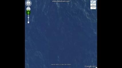 Google Maps - Движение на водата