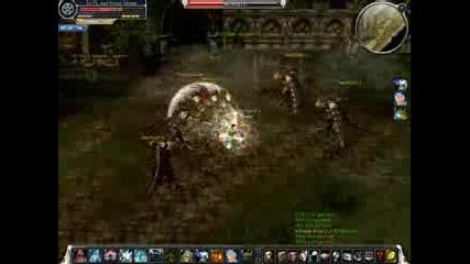 Cabal Online Wizard Lvl Up!