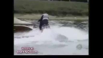 смях Битка между хората и водата