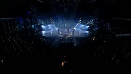 Westlife - Safe {live on X-factor}