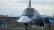 Russian Bomber Crashes in Pacific Region, Both Pilots Killed